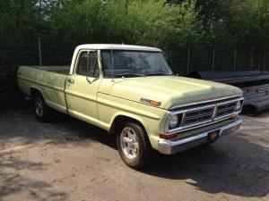 1970er Ford Pickup V8 Survivor - 18.000,- Euro