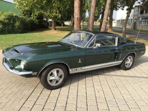 1968er Ford Mustang Shelby GT350 V8 Survivor - 220.000,- Euro