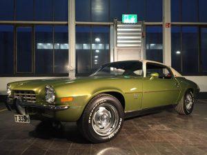 1973er Chevrolet Camaro V8